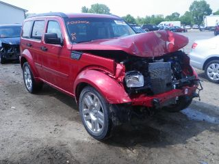 Dodge Nitro SLT 2007