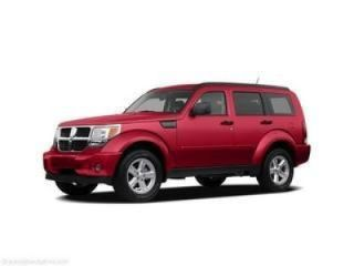 Used 2007 Dodge Nitro SLT in Waupaca, Wisconsin