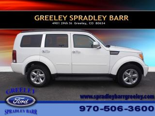Used 2007 Dodge Nitro SLT in Greeley, Colorado