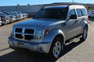 Used 2007 Dodge Nitro SLT in Saint George, Utah