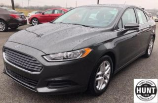 Used 2016 Ford Fusion SE in Bowling Green, Kentucky