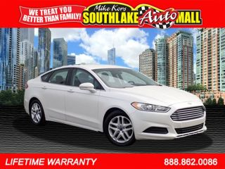 Used 2016 Ford Fusion SE in Merrillville, Indiana