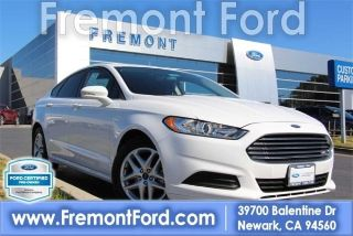 Used 2016 Ford Fusion SE in Newark, California