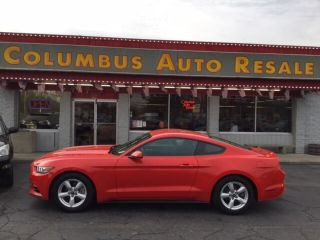 Used 2017 Ford Mustang in Columbus, Ohio