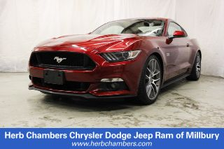 Used 2016 Ford Mustang GT in Westborough, Massachusetts