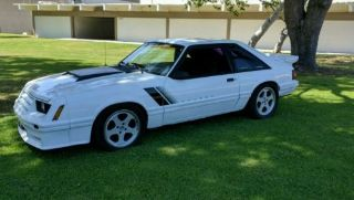 Used 1982 Ford Mustang Gt In Gardena California