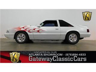 Ford Mustang LX 1989