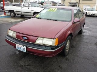 1990 Ford Taurus >> Used 1990 Ford Taurus Gl In Tacoma Washington