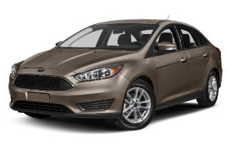 Ford Focus S 2016