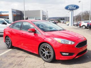 Used 2015 Ford Focus SE in Monroeville, Pennsylvania