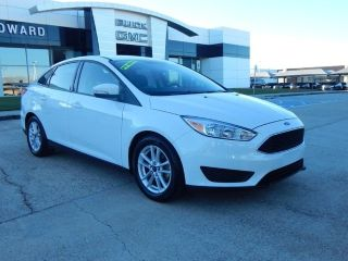 Used 2016 Ford Focus SE in Oklahoma City, Oklahoma