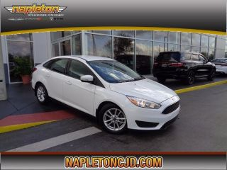Used 2016 Ford Focus SE in Kissimmee, Florida