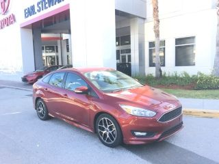 Used 2016 Ford Focus SE in Lake Park, Florida