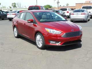 Used 2016 Ford Focus Titanium in Glendale, Arizona