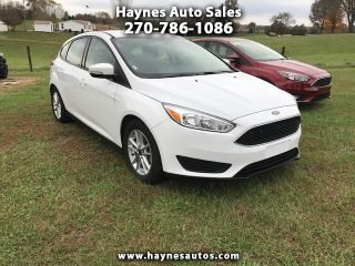 Used 2016 Ford Focus SE in Hardyville, Kentucky