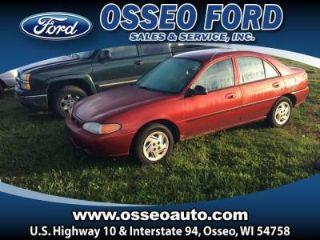 Ford Escort LX 1998