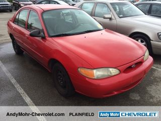 Used 1999 Ford Escort SE in Plainfield, Indiana