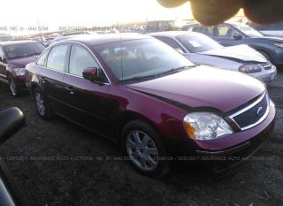 Ford Five Hundred SE 2006