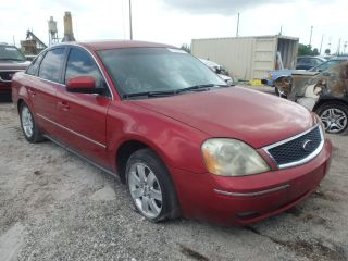Ford Five Hundred SEL 2005