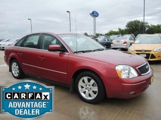 Used 2006 Ford Five Hundred SEL in Beatrice, Nebraska