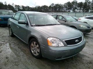 Ford Five Hundred SEL 2006