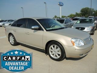 Used 2007 Ford Five Hundred Limited Edition in Beatrice, Nebraska