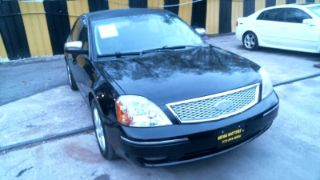 Ford Five Hundred Limited Edition 2005