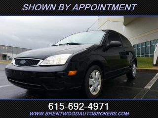 Used 2007 Ford Focus S in Mount Juliet, Tennessee