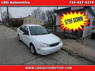 Ford Focus SES 2006