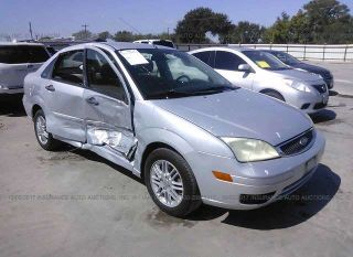 Ford Focus S 2007
