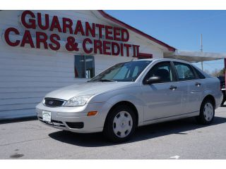Used 2007 Ford Focus S in Newnan, Georgia