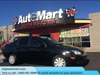 Used 2005 Ford Focus SES in Chandler, Arizona