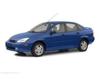 Ford Focus ZTS 2003