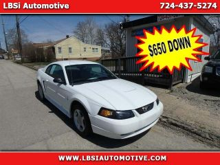 Ford Mustang Standard 2003