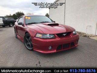 Olathe 2003 Used Ford Gt Mustang In Kansas 6pqXqdwx