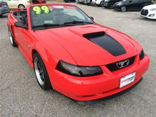 Used 1999 Ford Mustang GT in Mooresville, North Carolina