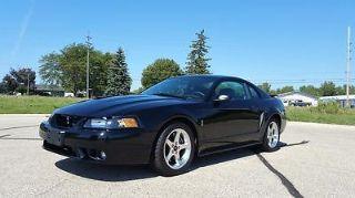 Ford Mustang Cobra 2001