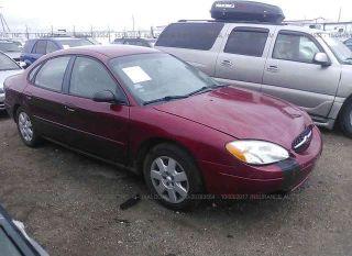 Ford Taurus LX 2002