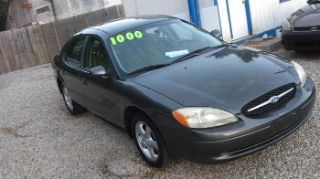 Used 2002 Ford Taurus SE in Columbus, Ohio
