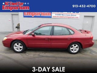 Ford Taurus SES 2002