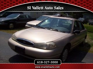 Used 1998 Ford Contour LX in Nashville, Illinois