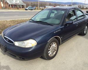 Ford Contour SE 1998