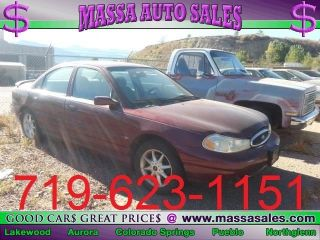 Used 1998 Ford Contour LX in Colorado Springs, Colorado