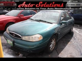 Used 1998 Ford Contour LX in Saint Louis, Missouri