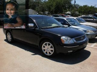 Ford Five Hundred Limited Edition 2007