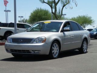 Used 2006 Ford Five Hundred Limited Edition in Peoria, Arizona