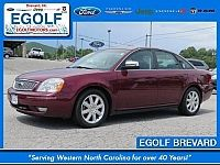 Used 2007 Ford Five Hundred Limited Edition in Brevard, North Carolina