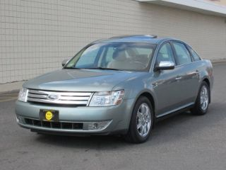 Ford Taurus Limited Edition 2008