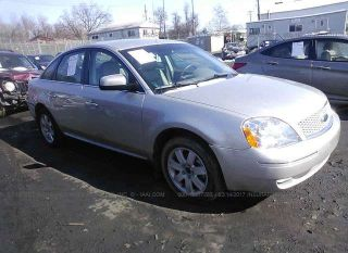 Ford Five Hundred SEL 2007