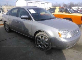 Ford Five Hundred Limited Edition 2006